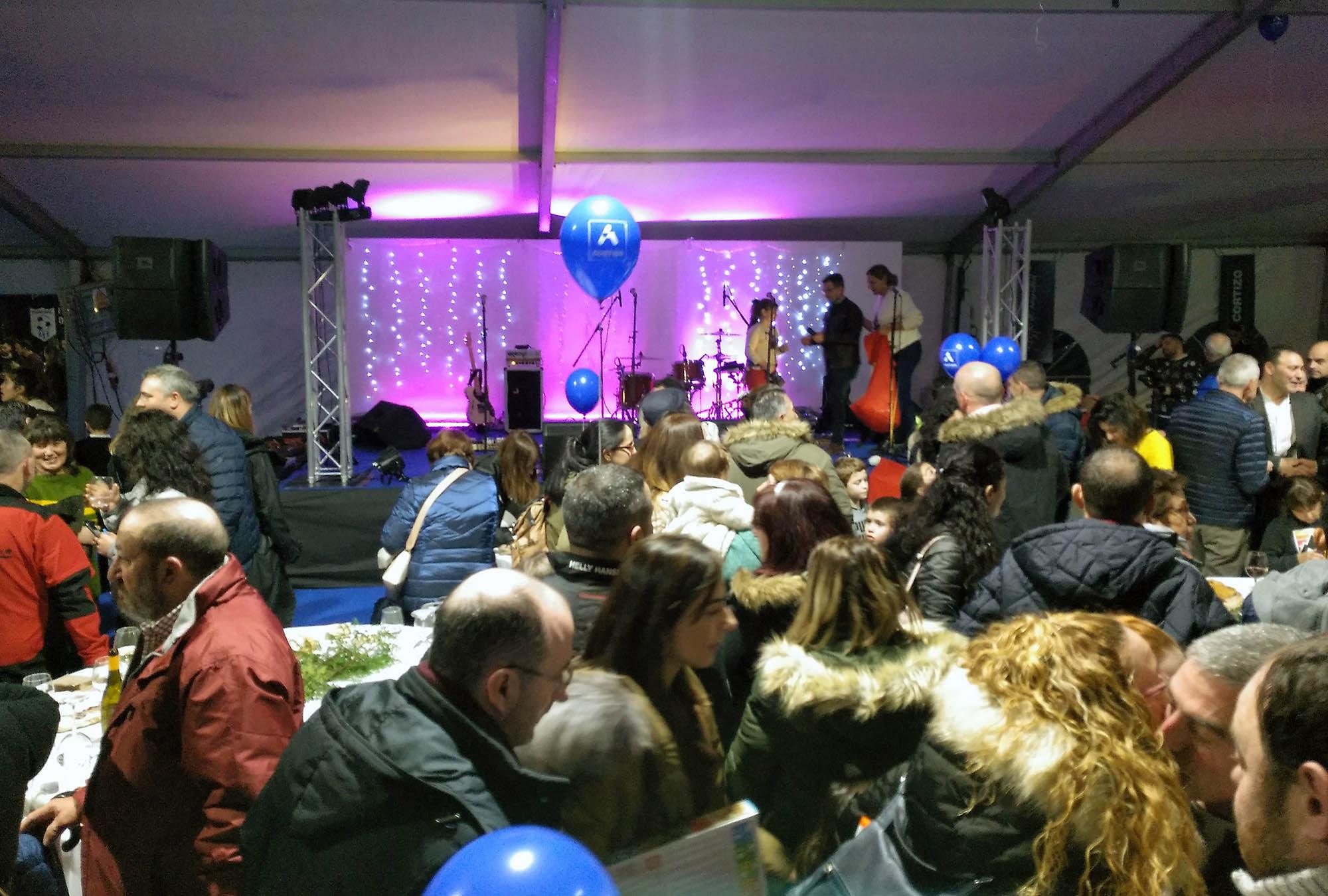 Eventos Sonido Luces Concierto Vigo Pontevedra Galicia