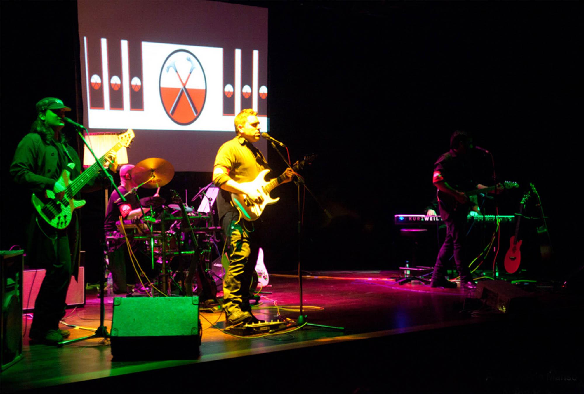 artistas grupos conciertos vigo pontevedra galicia inside the wall pink floyd 1
