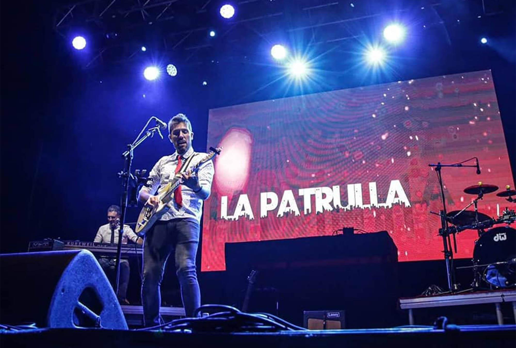 artistas grupos conciertos vigo pontevedra galicia la patrulla
